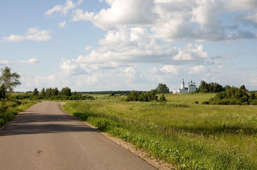 (через город АЛЕКСАНДРОВ):